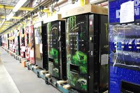 Building A Vending Machine Gorgeous Vending Machines Visual Coolers And Energy Star Vending Products