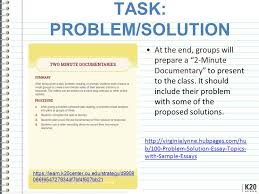 expository tasks expository tasks engage knowwant to know learned task problem solution at the end groups will prepare a 2 minute