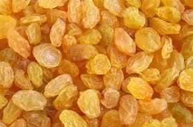 Golden Raisins - Harvest to Table