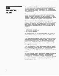 business plan template sample business plan financial plan unique proposal template example