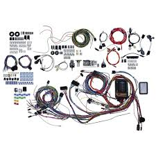 american autowire 510317 bronco wiring harness upgrade kit 1966 1977 Wiring Harness Kit american autowire wiring harness classic update kit bronco 1966 1977 wiring harness kits for old cars
