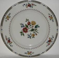 Royal Doulton China Patterns Adorable Royal Doulton Kingswood Bread Butter Plate Imperfect EBay
