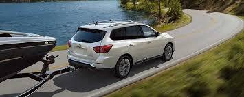 2018 Nissan Pathfinder Towing Capacity Nissan Pathfinder
