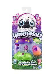 <b>Игровой набор Hatchimals</b> гнездо с/свет. Лес: цвет Цвет, 829 ...