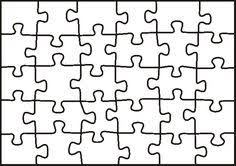 Printable Jigsaw Puzzle Maker Printable Jigsaw Templates Download Them Or Print