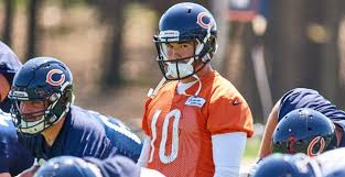 Chicago Bears Wr Depth Chart Top Storylines To Watch For At 2019 Chicago Bears Training Camp
