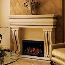 builder box wall mount electric fireplace insert