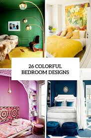 Colorful Bedroom Designs Ideas Colorful Room Ideas