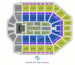 Van Andel Arena Seating Chart Wrestling Van Andel Arena Seat Map
