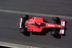 Schumacher loses ferrari f1 role. 2001 Michael Schumacher Ferrari Sells For 7 5m Historicracingnews Com