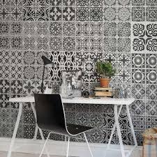 marrakech tile wallpaper moroccan