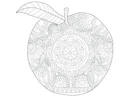 Coloring Pages Apple Coloring Sheet Page Apples Color Pages