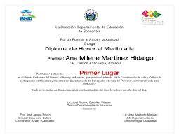 Formatos De Diplomas Deportivos Magdalene Project Org