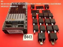 b300 04 volvo xc90 960 fuse box relay panel central electronic image is loading b300 04 volvo xc90 960 fuse box relay