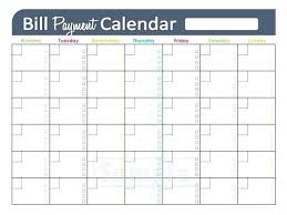 Bill Tracker Template Excel Monthly Bill Payment Tracker Template Planner Excel Pdf