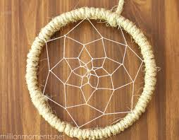 How To Make A Simple Dream Catcher A Modern Dreamcatcher 49