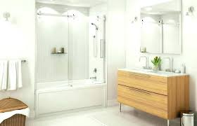 how to install bathroom door bathroom shower door ideas how to install shower doors on tub