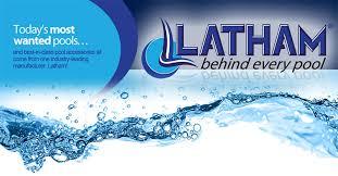 swimming pool logo design. Beautiful Pool Latham Swimming Pools U0026 Pool Products On Logo Design