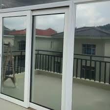 Two side Silver <b>Mirror Window Film</b> Insulation Solar Tint Stickers UV ...