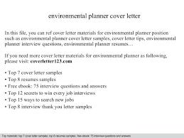 Urban Planning Cover Letter Sarahepps Com