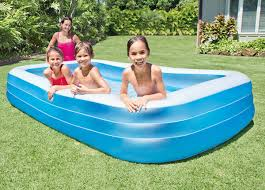 above ground pools from walmart. Contemporary Ground The Intex Inflatable Family Pool And Above Ground Pools From Walmart