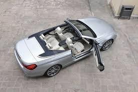 BMW Convertible bmw convertible 650i : 2012 BMW 6-Series (650i) Convertible Breaks Cover