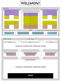 Wellmont Theater Seating Chart Golden 1 Center Concert Seating Chart