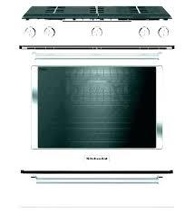 kitchenaid induction range induction range manual