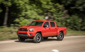 2015 Toyota Tacoma TRD Pro Series Test – Review – Car and Driver