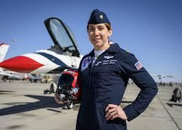 New York City Air Show for Coronavirus: Meet Thunderbirds Pilot ...