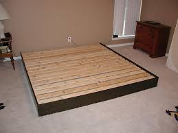 amazing how to build a platform bed frame queen fun woodworking with