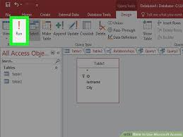 What Is Microsoft Access How To Use Microsoft Access With Pictures Wikihow