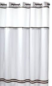 fabric shower curtain fabric shower curtain with snap liner white hookless fabric shower curtains bathroom decoration