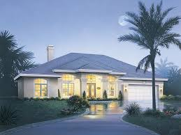 rose way florida style home house plan