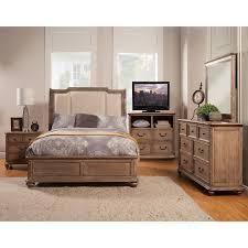 Melbourne Bedroom Furniture Alpine Furniture Melbourne Panel Customizable Bedroom Set
