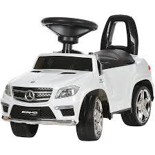 Купить машинку-<b>каталку Hollicy Mercedes-Benz</b> GL63 AMG (муз ...