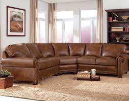 curved sectional circular leather sofa circle couch sectional
