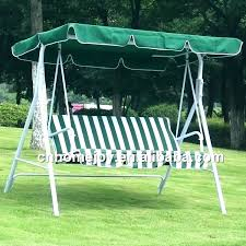 outdoor patio swing canopy replacement garden chair with romantic luxury 3 se