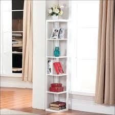 hobby lobby bookshelves brown triangular wood wall shelf bookshelf