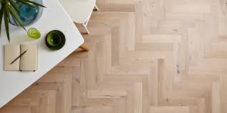 these patterned floors were originally used in large spaces and there is no doubt that they add interest and impact as in the image above