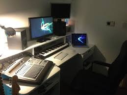 photo gallery of the studio trends 30 desk cherry