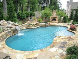 best type of inground pool designs ideas on small swimming pools backyard shapes least e64