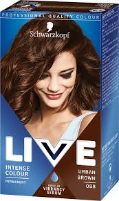 Live Colour Hair Dye From Schwarzkopf In 2019 Brown Hair