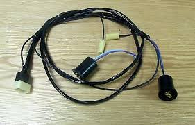 1957 chevy back up light wire harness new • 24 90 picclick 1957 chevy parking lamp bar wire harness new