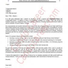 Free Download Sample Goodly Sample Cover Letter Nursing Letter