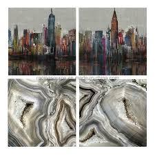 China Wall Decor <b>100</b>% <b>Hand</b>-<b>Painted</b> Oil Canvas Painting - China ...