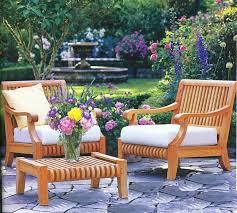 3 pc teak wood garden outdoor patio