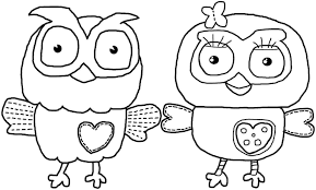 Animal Printable Coloring Pages - exprimartdesign.com
