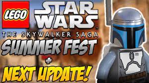 LEGO Star Wars: The Skywalker Saga - Next News Update & Summer Game Fest  Discussion! - YouTube