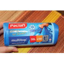 Отзывы о <b>Мешки для мусора Paclan</b> multitop